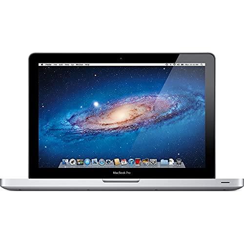 Apple MacBook Pro 13' MD313LL/A (4GB RAM, 500GB HD, macOS 10.13) - 1 Pack (Refurbished)