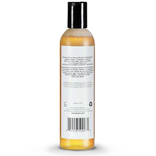 John Masters Organics - Herbal Cider Hair Clarifier & Color Sealer - 8 oz