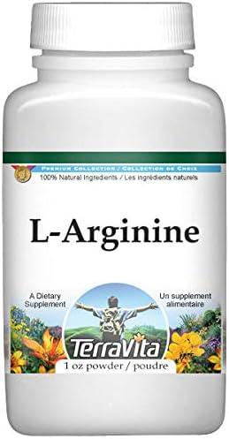 L-Arginine Powder Max 50% OFF 1 Super popular specialty store 524089 oz ZIN:
