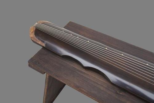 Exquisit Chinesischen 7 Saite Instrument Paulownia Holz Guqin Zither Gu Qin