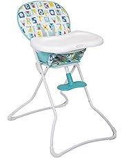 Graco Snack N' Stow kompakt barnstol, blockalfabet