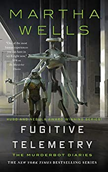 Fugitive Telemetry by Martha Wells science fiction and fantasy book and audiobook reviews