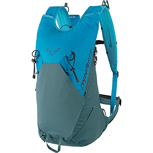 Dynafit Radical 23 Backpack Colorblock-Blau-Grau, Ski- und Tourenrucksack, Größe 23l - Farbe Methyl Blue - Petrol