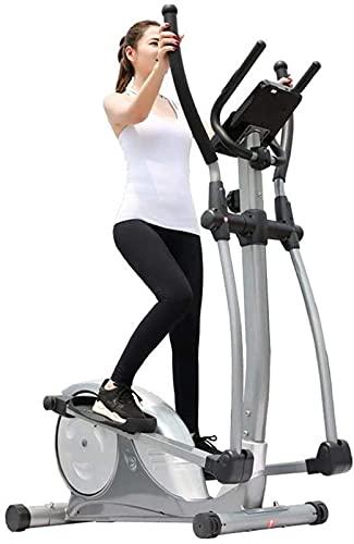 RSBCSHI Máquina elíptica, Bicicleta de Ejercicios Multifuncional, máquina de Entrenamiento de Ejercicios de Oficina en el hogar, Ejercicio aeróbico electromagnético, para el hogar/Gimnasio e