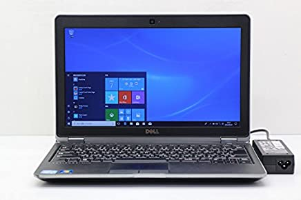 【中古】 DELL Latitude E6230 Core i5 3340M 2.7GHz/4GB/320GB/12.5W/FWXGA(1366x768)/Win10