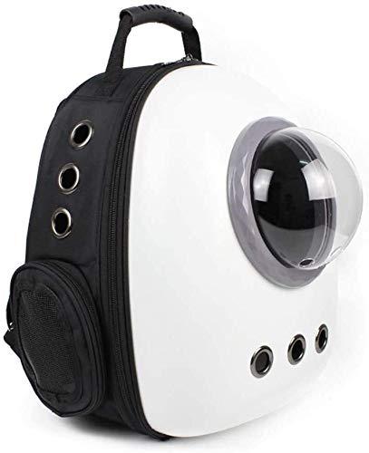 TRYSHA Perrito del Gato del Perro casero Transpirable Bolsa del Astronauta Cápsula Espacial expansión del Acoplamiento del Recorrido del morral al Aire Libre ( Color : 2 )