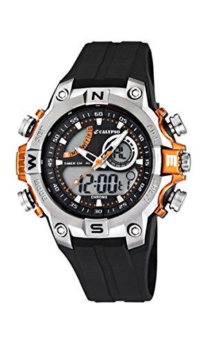 Calypso Watches Jungen-Armbanduhr Analog - Digital Kautschuk K5586/4