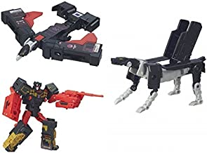 Transformers Titans Return Legends Wave 2 Rumble Ravage LASERBEAK