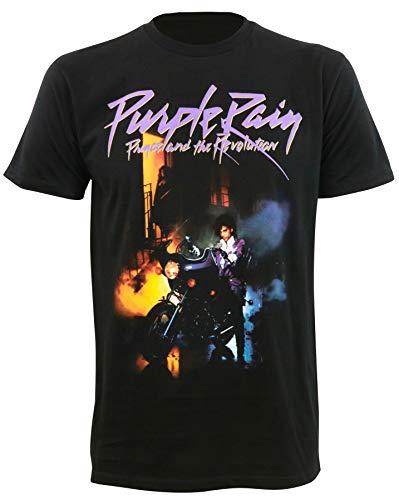 Men's Prince and the Revolution Purple Rain T-shirt