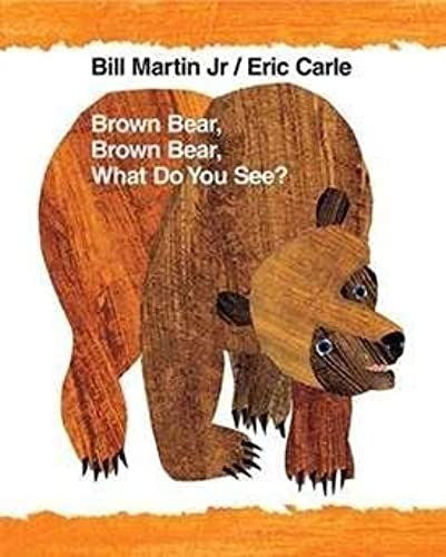 braun BEAR braun BEAR BIG BOOK - MM-9780805087185 by Educational Toys USA