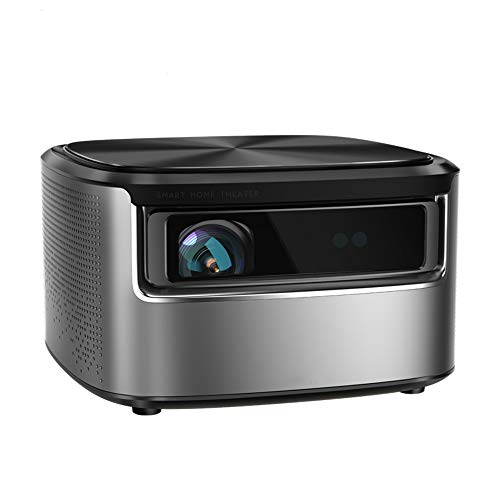 Full HD Projector, Android 5.1 Systeem 3200 ANSI Lumens, 1920 * 1080P Wifi Smart Beamer Home Cinema Ondersteuning 4K, 3D Projector Automatische Correctie