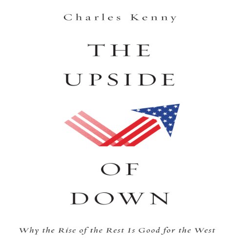 The Upside of Down audiobook cover art