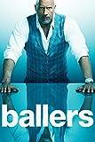 Mutuco Puzzle,Ballers TV Show Poster,1000 Teile Erwachsenenpuzzle,Geschicklichkeitsspiel für die...