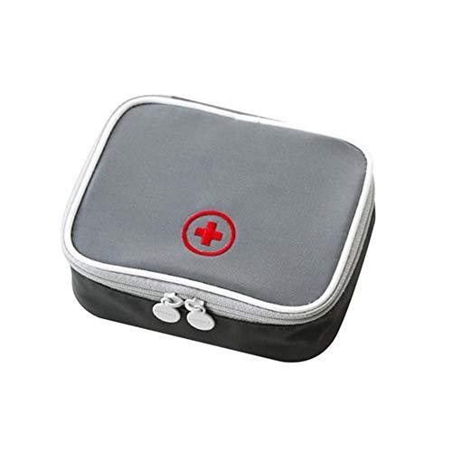 Yuan Ou Erste Hilfe Set Outdoor Erste Hilfe Kit Tasche Reisen Tragbare Klein 13 * 10 * 40cm Grau