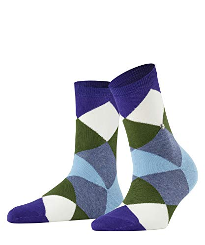 Burlington Damen Bonnie W So Socken, Blickdicht, Lila (Ultra Violet 6764), 36-41 (UK 3.5-7 Ι US 6-9.5)