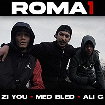 ROMA vol.1 (feat. Ziyou & AliG)
