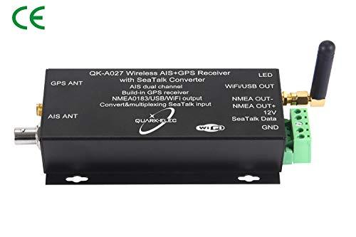 QK-A027 Ricevitore AIS senza fili con GPS + convertitore SeaTalk - venditore UK