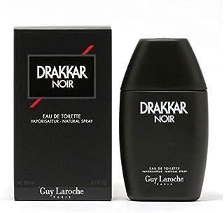 Guy Laroche Drakkar Noir Eau de Toilette Spray for Men 6.7 oz