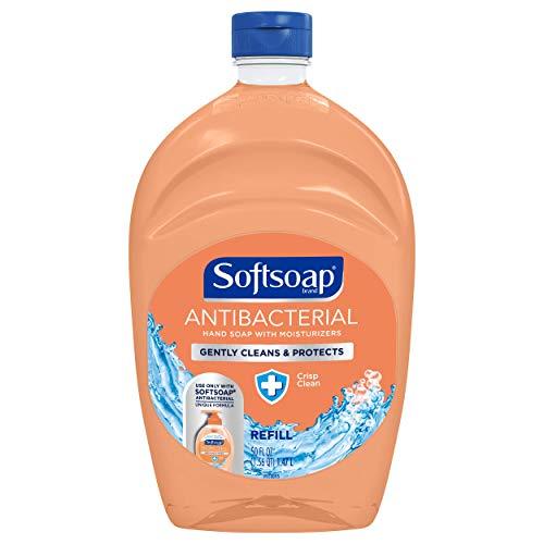 Softsoap SS LHS 50F CS SP AB CRISP CLEAN, 3.605 Ounce