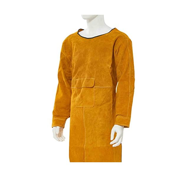 Holulo Leather Welding Apron 2