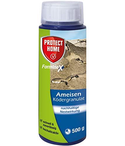 PROTECT HOME Ameisen Ködergranulat, Ameisenköder mit nachhaltiger Nestwirkung, 500 g