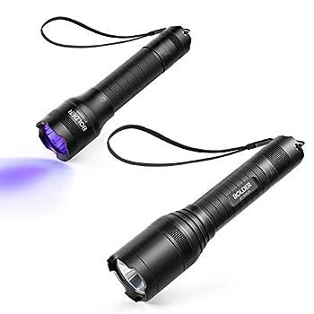 Anker Rechargeable Bolder LC90 LED Flashlight Handheld Flashlights丨Bolder UV Flashlight Rechargeable Handheld Flashlights