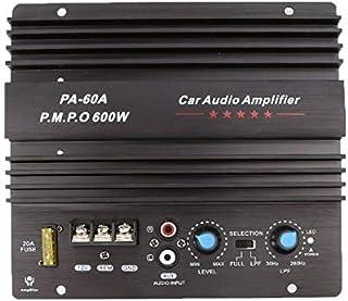 $43 » Doole 600W PA-60A Car Audio Power Amplifier Powerful Bass Subwoofers Amplifier Board