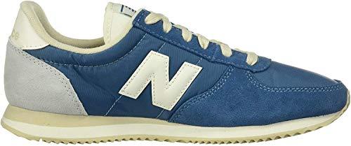 New Balance Herren 220 Sneaker, Blau Light Blue Light Blue, 43 EU