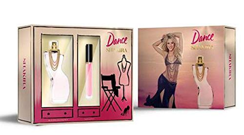 Shakira Dance Colonia .Vapo Y Lip Gloss (Estuche) B-8 300 g