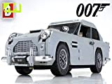 Clip: Lego James Bond Aston Martin Db5 Review