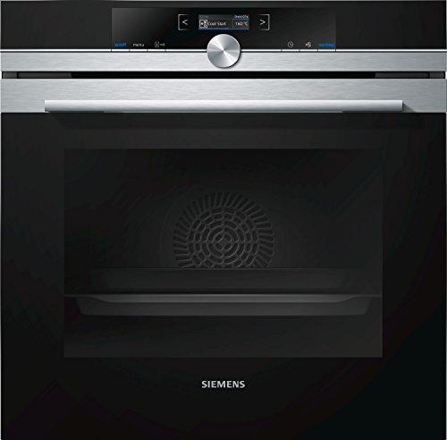 Siemens HB655GBS1 iQ700 Einbaubackofen / A+ / 4D Luft / ohne Vorheizen