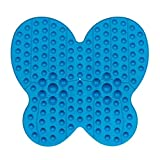 AS SEEN ON TV NEW :Futzuki Reflexology Mat Foot massager acupressure pain & Relieve stress treatment (Blue)