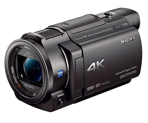 Sony 4K HD Video Recording FDRAX33...