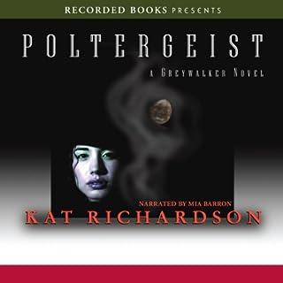 Poltergeist audiobook cover art