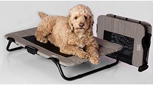 Pet Gear Lifestyle Pet Cot Elevated Bed No Assembly Required Premium Tear Resistant Cooling product image