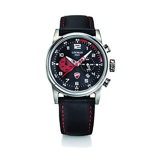 Locman Ducati d105a01s-00bkrpkr Uhr