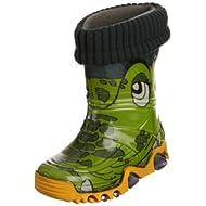 Toughees Fleece sock Wellies Wellingtons Junior