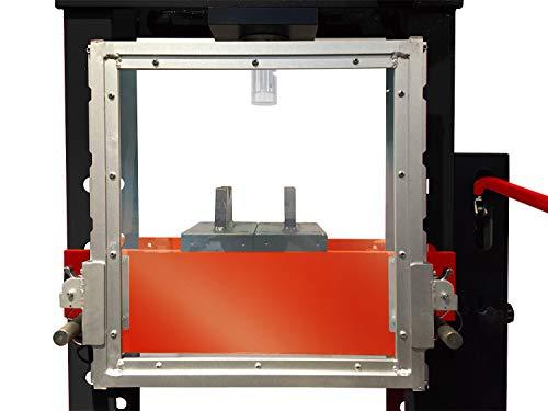 KS TOOLS 160.0139 - Grille de Protection pour Presse hydraulique 160.0117 - en Plexiglas
