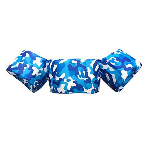 SYGF Brassard Enfant Puddle Jumper Deluxe,Aide à la Natation pour Tout-Petit, pour Les 2-6 Ans, 15-30 kg, Aide à la nage, pour Apprendre à Nager
