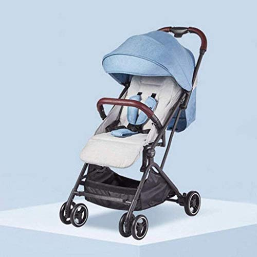 Fantastic Deal! GPWDSN Pushchair Raincover, Baby Stroller High Landscape Can Sit Horizontal Portable...