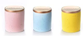 GPWDSN Mini boîtes de Sucre de café de thé, Ensemble de 3 contenants de Rangement décoratifs, organisateurs de Cuisine de ...