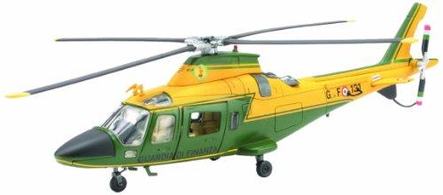 New Ray 25653.–Sky Pilot Agustawestland AW 109–Bereitschaftsdienst von Finanzen, Maßstab 1: 43, Die Cast