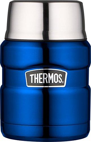 Thermos, borraccia in acciaio inox, color bronzo, 470ml...