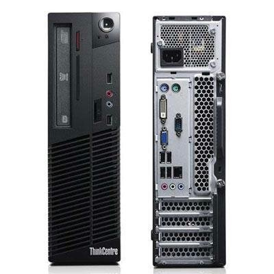 Lenovo ThinkCentre M72e 0967B5U Desktop Computer - Intel Core i5 i5-3470 3.2GHz - Small Form Factor - Business Black