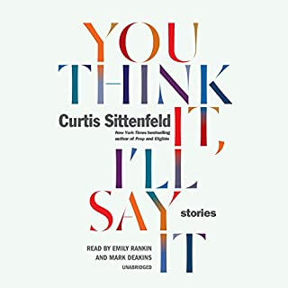 You Think It, I'll Say It audiobook cover art
