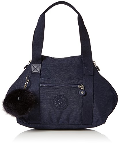 Kipling Art Mini, Cartables femme, Bleu (Spark Night), 18.5x34x21 cm (B x H T)