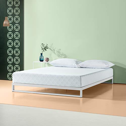 Zinus 8 Inch Gel-Infused Green Tea Memory Foam Mattress, Queen