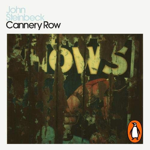 Cannery Row: Penguin Classics cover art