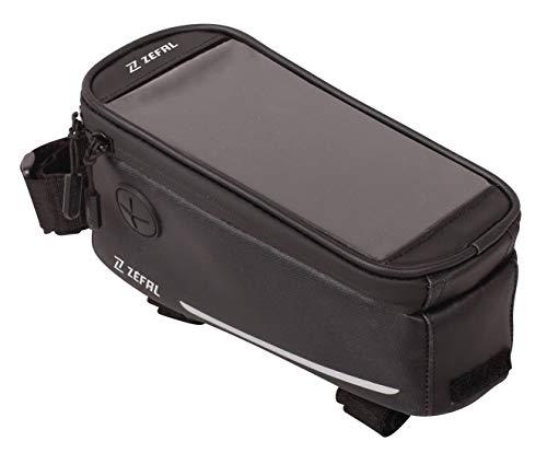 ZEFAL Console Pack-Sacoche De Cadre Etanche avec Support Téléphone Intégré-Sac de Vélo Et Porte Smartphone...