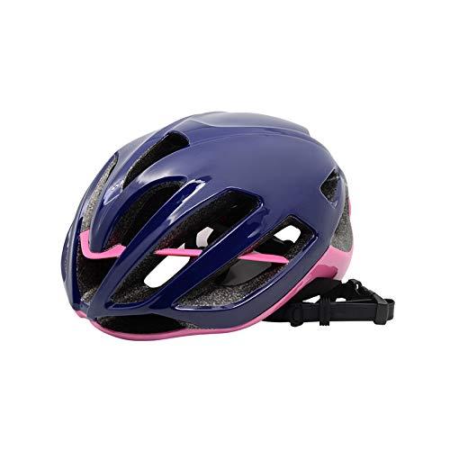 Casco de ciclismo para bicicleta de carretera, ajustable, transpirable, ligero, para hombre...